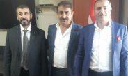 Sivaslılar Platformundan Gaziler Derneğine Ziyaret